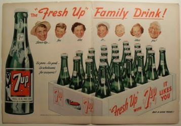 7up family drink ad