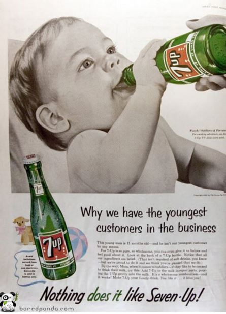 drink it up 7 up for babies