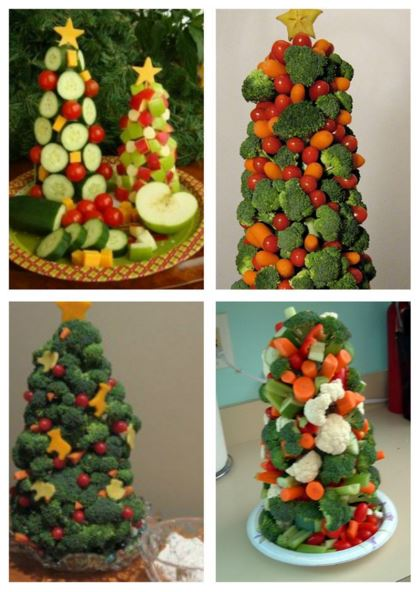 fun ways of eating vegetables