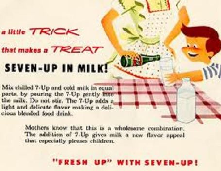 old ad 7up