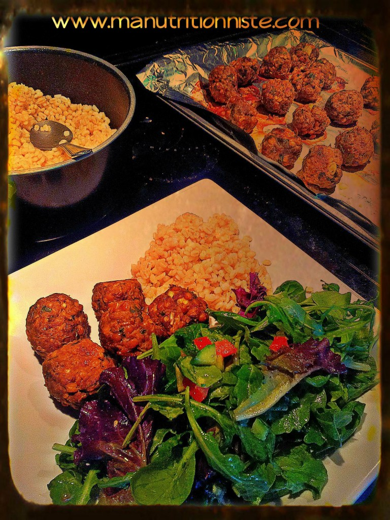 nutritionist meal plan