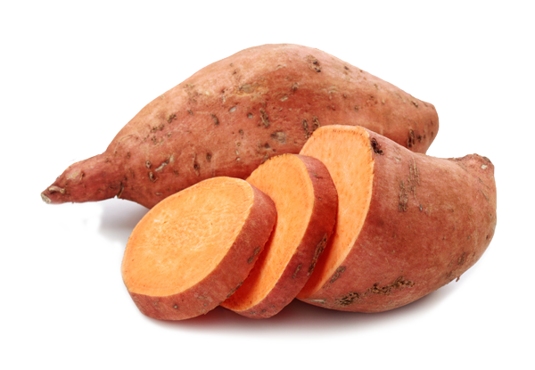 sweet-potato nutritional fact versus regular potato
