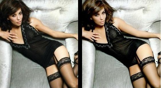 eva longoria before and after