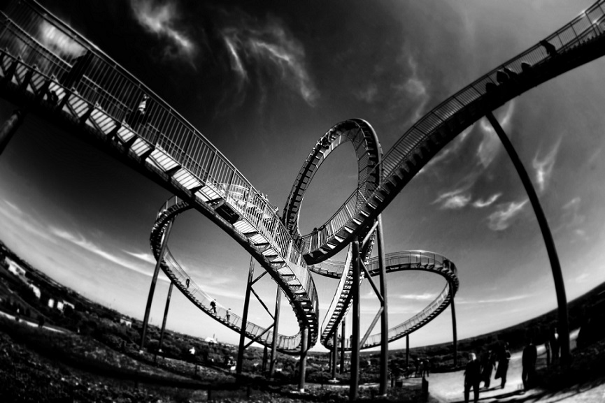 yo yo dieting rollercoaster