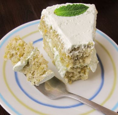 vegetable dessert recipe peas
