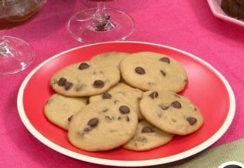 white beans chocolate cookies recipe