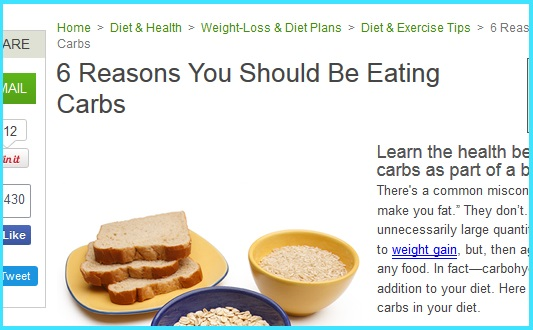 eating healthy can be complicated
