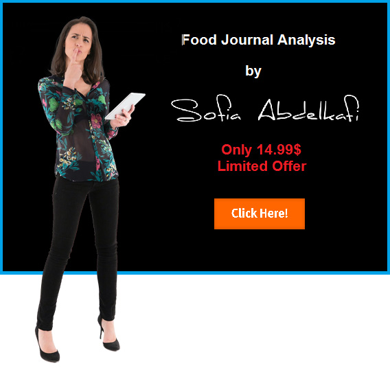an analysis of my food journal Food & function provides a unique venue for the journal focuses on food and the functions of food in relation articles relating purely to food analysis.